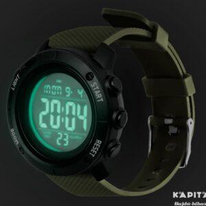 Delphin WADER digitális óra