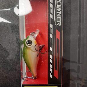 Owner Bug Eye felszíni wobbler (Baby frog)