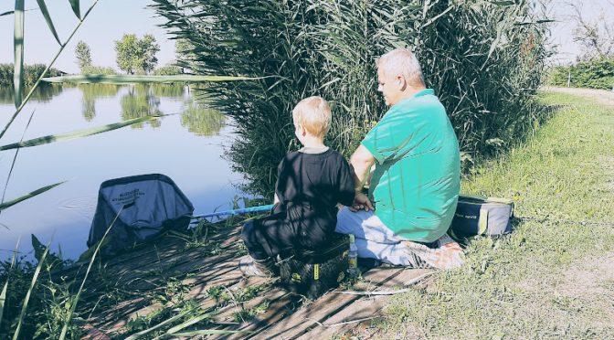 Őszi horgászverseny (általános iskolás korú gyerekek részére)