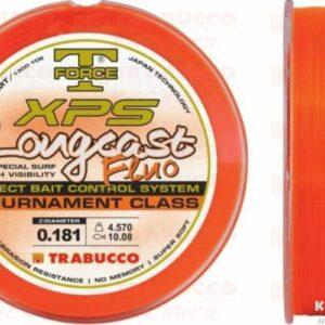 Trabucco T-Force XPS Long Cast Fluo zsinór (0,30m-11,92kg)